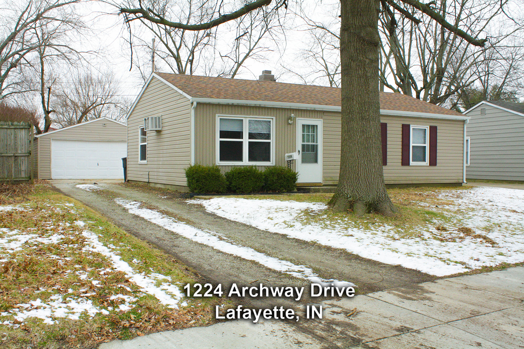 1224 Archway Drive – Lafayette, IN